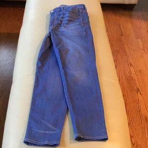 American Eagle high rise jeggings skinny  size 12